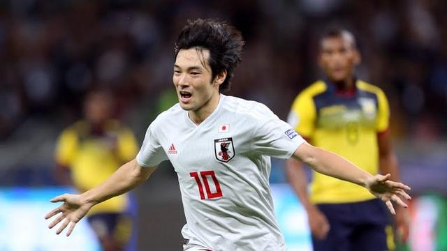 Nhật Bản bị loại, Uruguay giành ngôi đầu bảng ở Copa America - 2