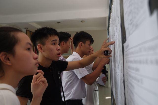 Ngày 16/7, thí sinh được thử nghiệm điều chỉnh nguyện vọng xét tuyển đại học - 1