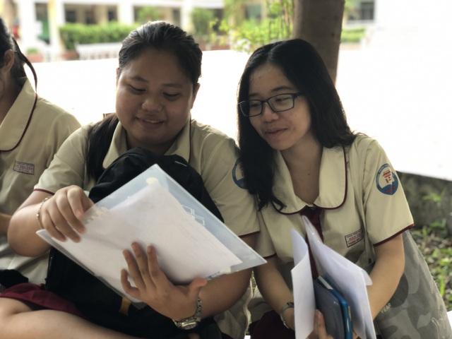 TP.HCM: Hơn 540 thí sinh vắng mặt buổi thi Toán THPT quốc gia 2019 - 1