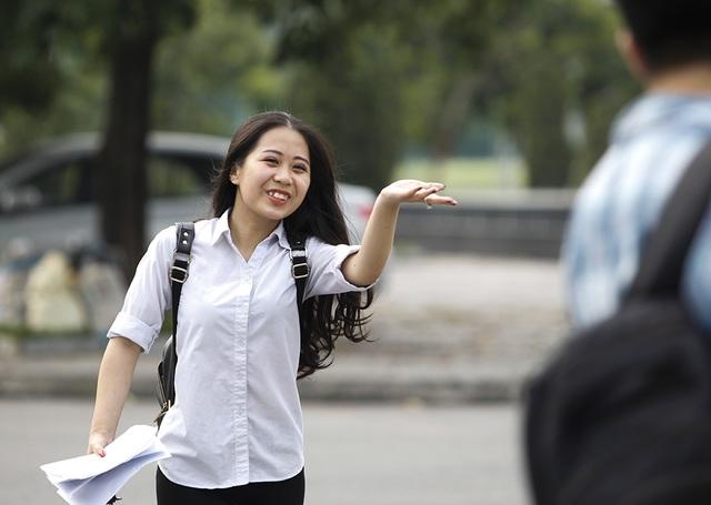 Ước mơ đại học của cha con nữ thí sinh bệnh não ở Hà Nội  - 7