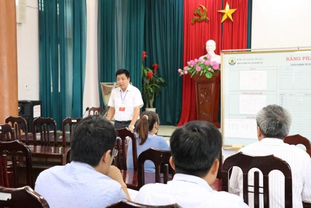 """Thứ trưởng Lê Hải An """"thị sát"""" một số điểm thi tại Hưng Yên - 5"""