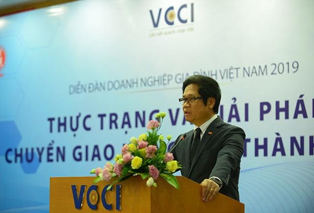 Chủ tịch VCCI: Đề xuất bổ sung thêm nghỉ lễ ngày Gia đình Việt Nam 28/6 - 1