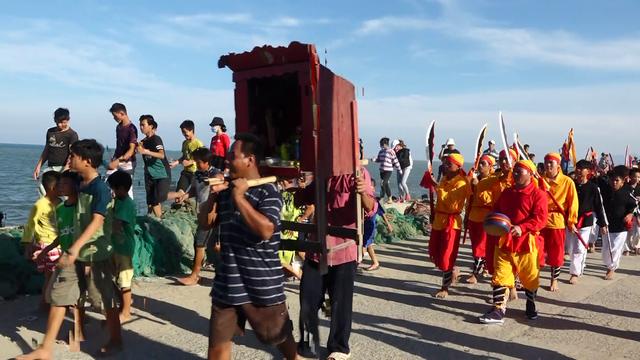 Lễ hội Nghinh Ông ở Ninh Thuận có gì đặc biệt?  - 1