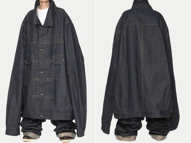 23 mẫu thời trang jeans lạ lùng phải thấy mới dám... tin là có thật - 10