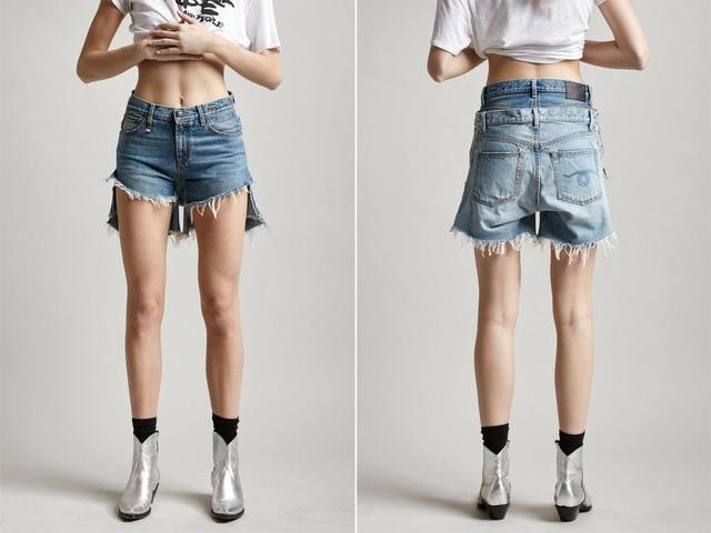 23 mẫu thời trang jeans lạ lùng phải thấy mới dám... tin là có thật - 18
