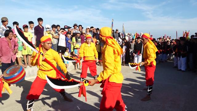 Lễ hội Nghinh Ông ở Ninh Thuận có gì đặc biệt?  - 3