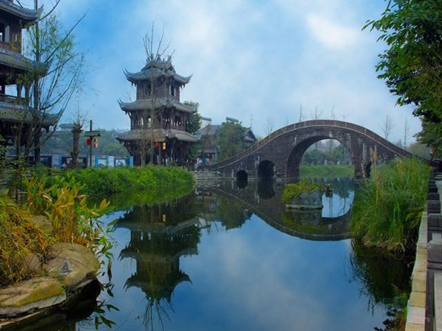Đây là địa danh nhẵn mặt trong hàng trăm phim cổ trang ở Trung Quốc - 5