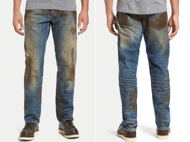 23 mẫu thời trang jeans lạ lùng phải thấy mới dám... tin là có thật - 2