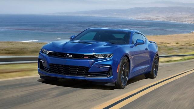 Mẫu xe cơ bắp Chevrolet Camaro sẽ bị khai tử? - 1