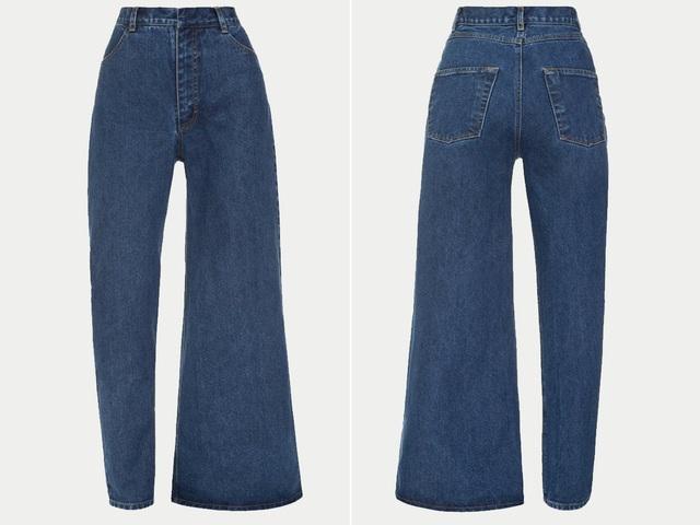 23 mẫu thời trang jeans lạ lùng phải thấy mới dám... tin là có thật - 22