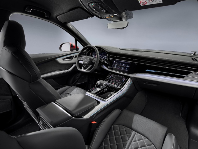 Audi Q7 có nhiều thay đổi ở phiên bản 2020 - 11