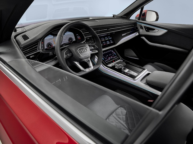 Audi Q7 có nhiều thay đổi ở phiên bản 2020 - 9