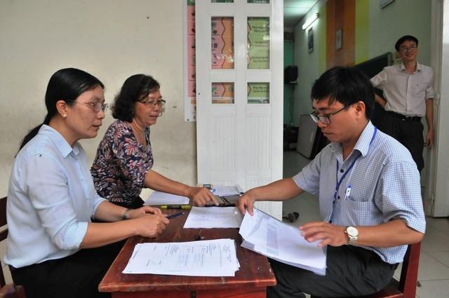 Nghiêm ngặt công việc giao nhận đề thi, bài thi THPT quốc gia 2019 - 4