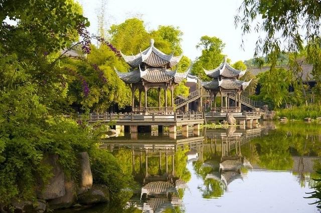 Đây là địa danh nhẵn mặt trong hàng trăm phim cổ trang ở Trung Quốc - 7
