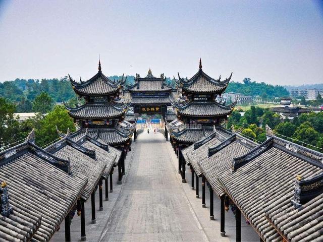 Đây là địa danh nhẵn mặt trong hàng trăm phim cổ trang ở Trung Quốc - 2