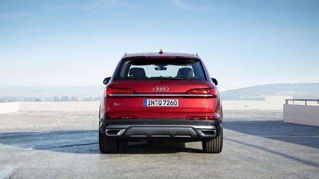 Audi Q7 có nhiều thay đổi ở phiên bản 2020 - 8