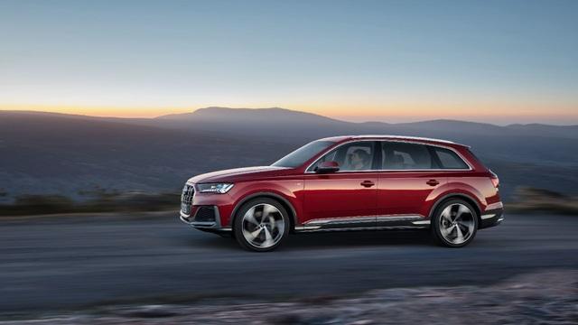 Audi Q7 có nhiều thay đổi ở phiên bản 2020 - 6