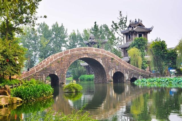 Đây là địa danh nhẵn mặt trong hàng trăm phim cổ trang ở Trung Quốc - 8