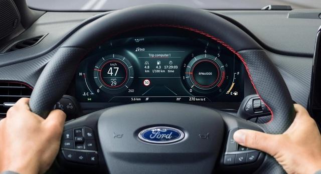 Tân binh Ford Puma chính thức lộ diện - 9