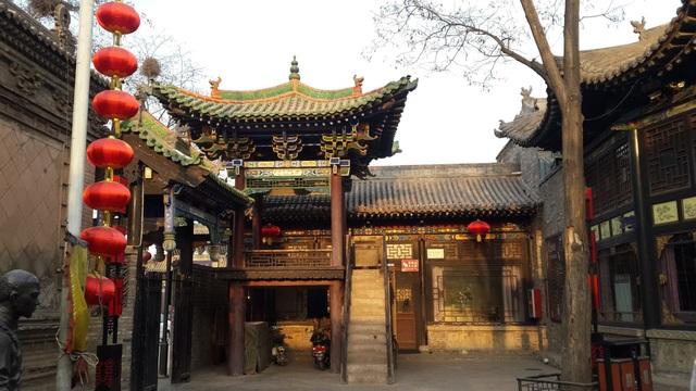 Đây là địa danh nhẵn mặt trong hàng trăm phim cổ trang ở Trung Quốc - 6
