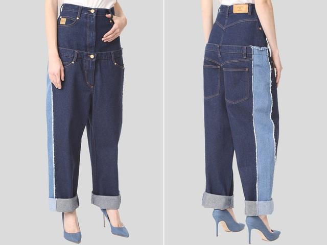23 mẫu thời trang jeans lạ lùng phải thấy mới dám... tin là có thật - 7