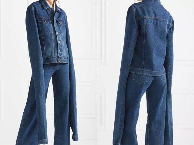 23 mẫu thời trang jeans lạ lùng phải thấy mới dám... tin là có thật - 8