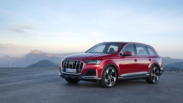 Audi Q7 có nhiều thay đổi ở phiên bản 2020 - 5