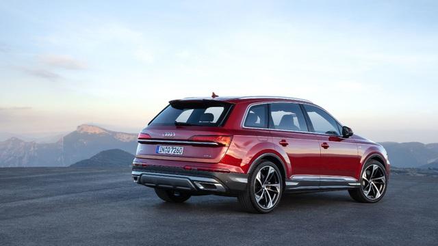 Audi Q7 có nhiều thay đổi ở phiên bản 2020 - 2