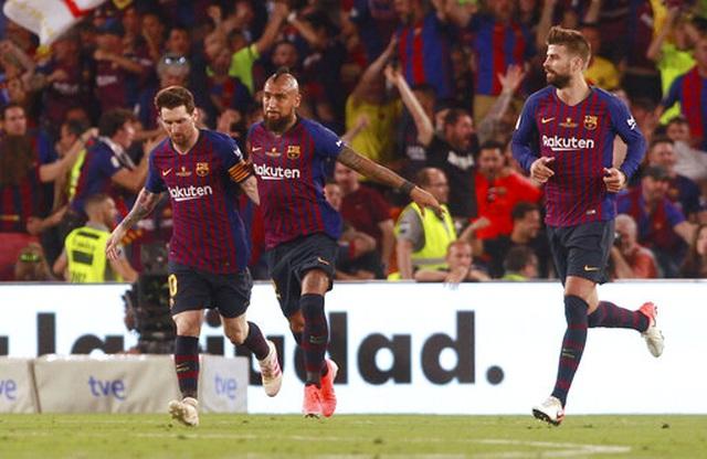 Vì sao Messi không thể thăng hoa cùng Argentina như tại Barcelona? - 3