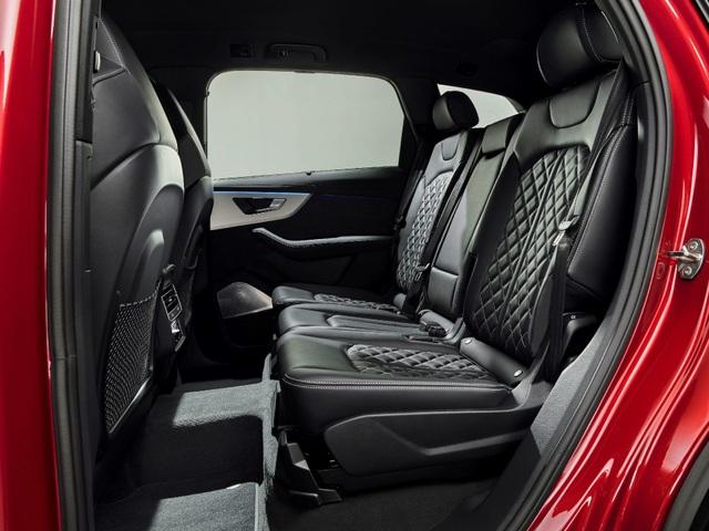 Audi Q7 có nhiều thay đổi ở phiên bản 2020 - 10