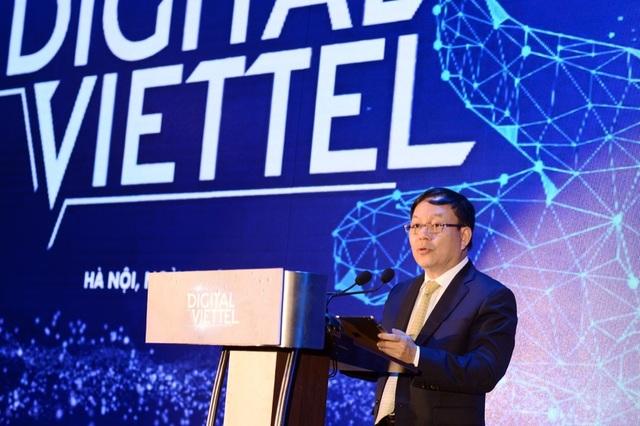 Viettel ra mắt Công ty Dịch vụ số để thực hiện chiến lược phát triển mới - 1