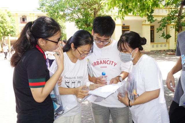 Nghệ An: Có 33 điểm 10 kỳ thi THPT quốc gia 2019 - 1