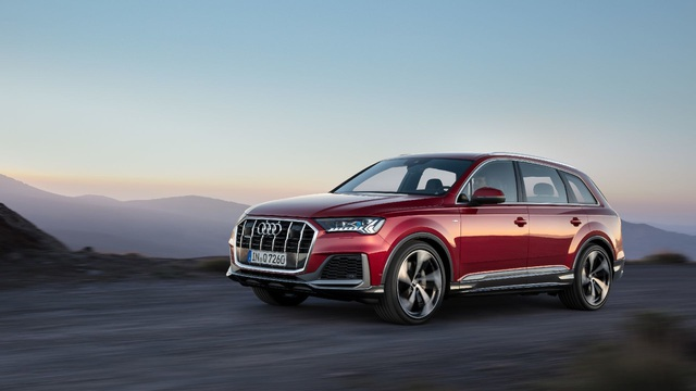 Audi Q7 có nhiều thay đổi ở phiên bản 2020 - 1
