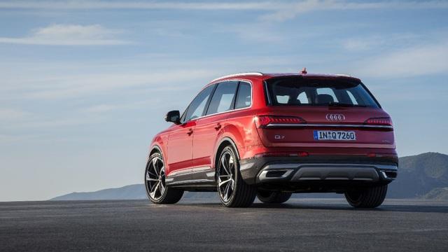Audi Q7 có nhiều thay đổi ở phiên bản 2020 - 7