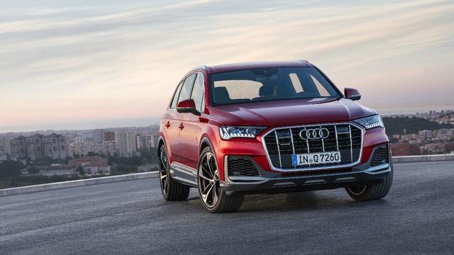 Audi Q7 có nhiều thay đổi ở phiên bản 2020 - 4
