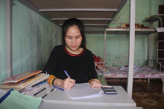 Nữ sinh mồ côi người Jrai nuôi ước mơ trở thành Công an - 2
