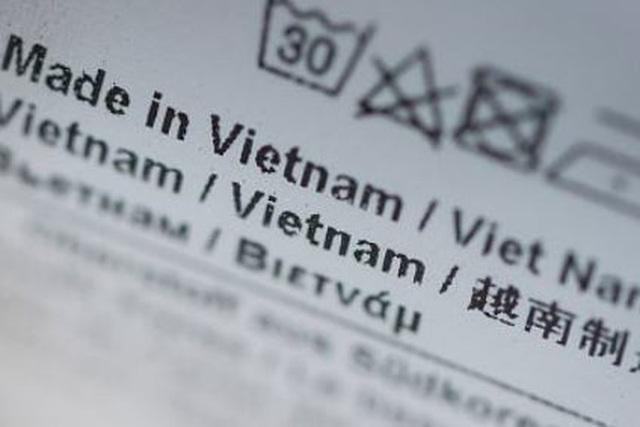 """Trung Quốc không dễ """"mượn danh"""" Made in Vietnam xuất khẩu sang Mỹ - 1"""