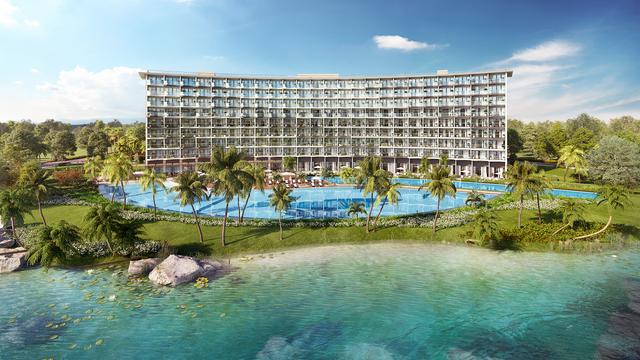 Mövenpick Resort Waverly Phú Quốc ra mắt 20 căn condotel view biển đẹp nhất dự án - 2