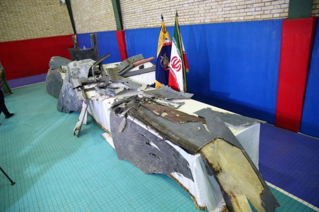 Tướng Iran nói Mỹ không dám xâm phạm lãnh thổ sau vụ bắn rơi máy bay - 1