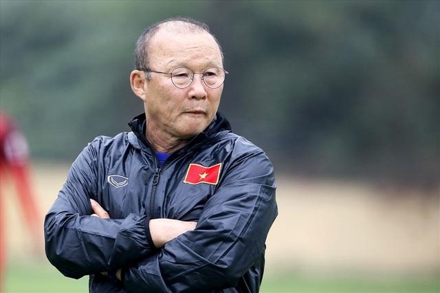 Thầy Park kỳ vọng vào những gương mặt mới nào của U22 Việt Nam?