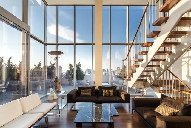 Penthouse rẻ hơn căn hộ bình dân, hàng chảnh trên cao phệt xuống vỉa hè - 1