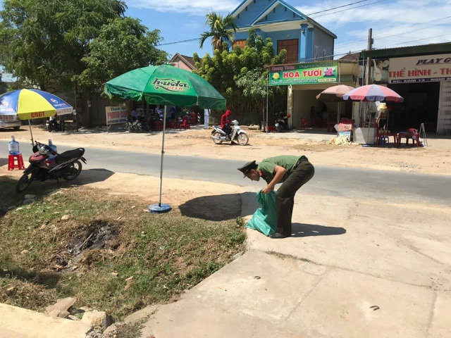 Hơn 1.000 tình nguyện viên tiếp sức mùa thi 2019 khắp nẻo xứ Nghệ - 13