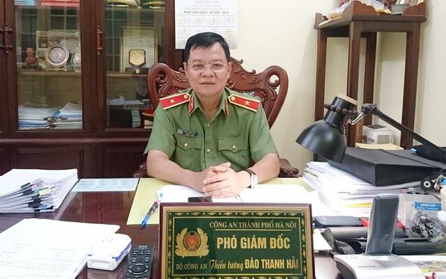 Phó Giám đốc Công an Hà Nội nói về cái khó trong quản lý taxi công nghệ - 1
