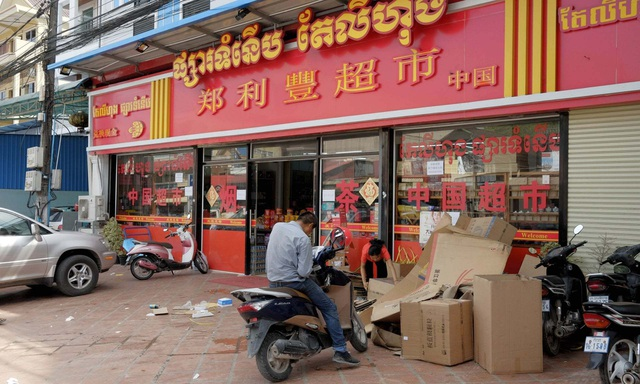 Trung Quốc đổ xô đầu tư vào thành phố đang yên bình, dân Campuchia kẻ khóc, người cười - 1