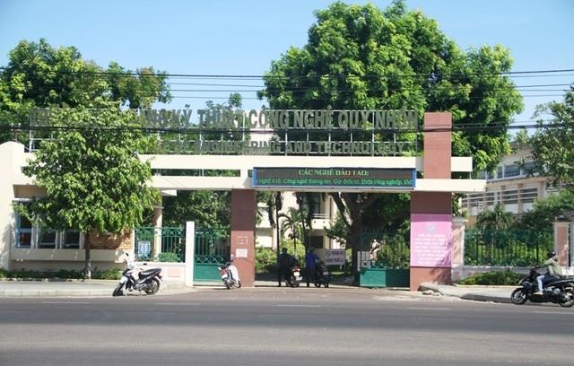 Bình Định lên kế hoạch di dời bệnh viện, trường học bên biển Quy Nhơn - 1