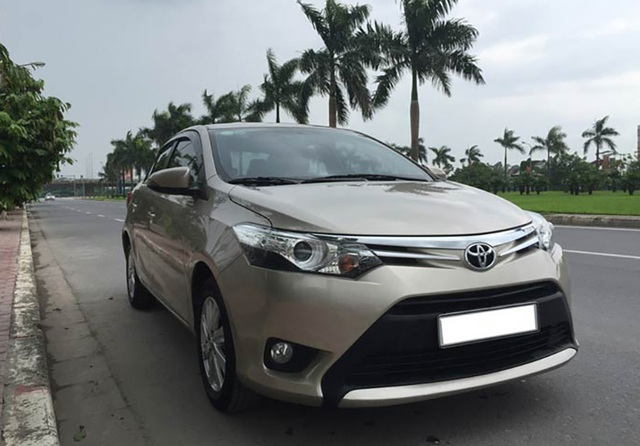 Triệu hồi Toyota Vios lần thứ 4 vì lỗi túi khí - Sẽ dừng ở con số 27.300 xe? - 1