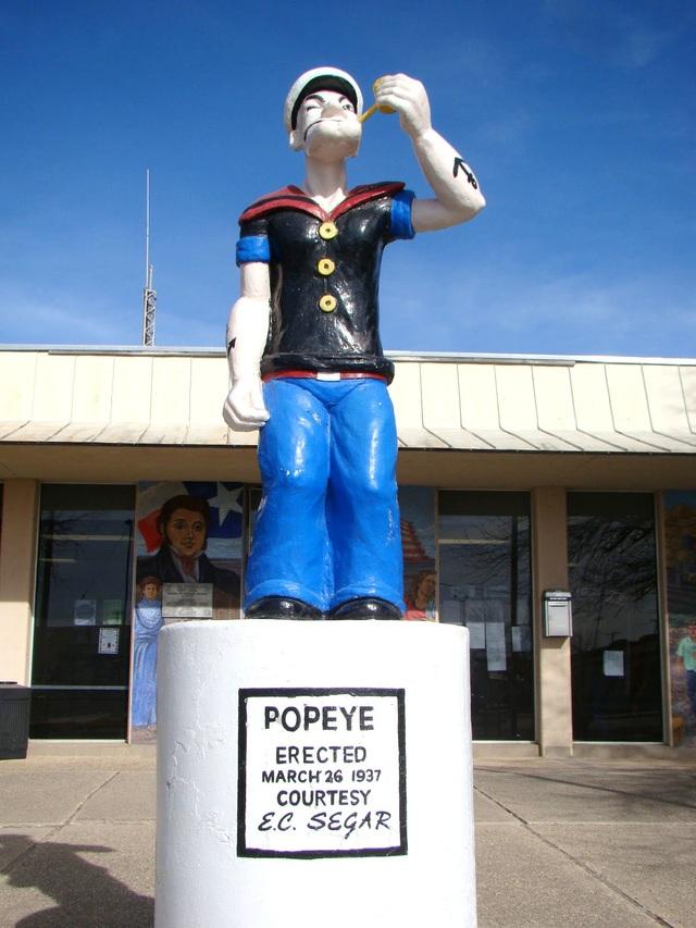 Thủy thủ Popeye cường tráng bất ngờ nhờ rau chân vịt là... có thật - 3