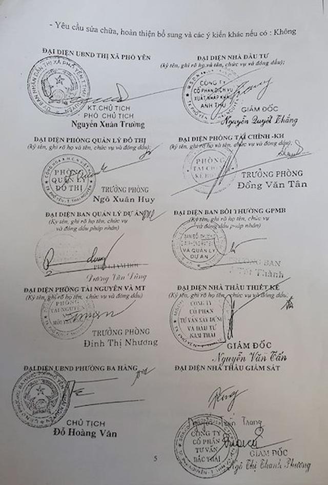 """Chủ tịch tỉnh Thái Nguyên chỉ đạo giải quyết vụ doanh nghiệp bị cho """"ăn quả đắng"""" nhớ đời! - 5"""