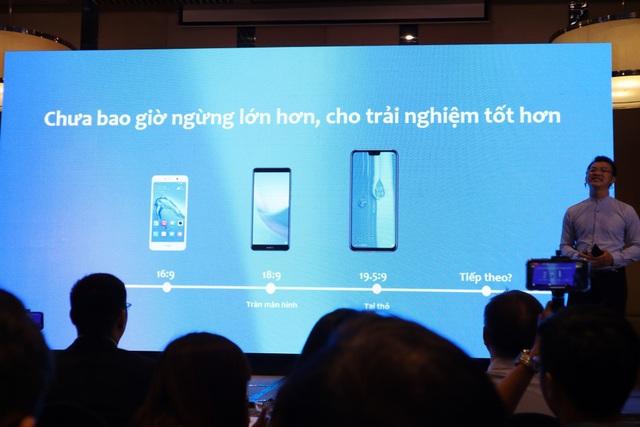 Huawei ra mắt Y9 Prime 2019