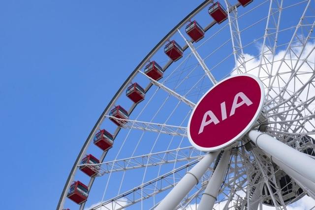 AIA thương hiệu bảo hiểm số 1 châu Á với nỗ lực khuyến khích cộng đồng Sống Khỏe hơn - 1